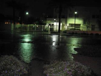 Flooded Frontyard by BigMac1212