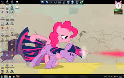 Twilight Sparkle Gun by BigMac1212