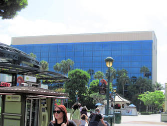 Disneyland Hotel Tower 2 by BigMac1212