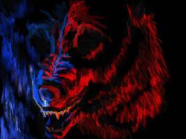 Wolf by alexandrabirchmore