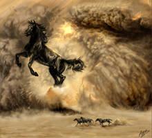Black Sands by alexandrabirchmore