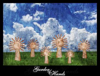 Garden of Hands by stn
