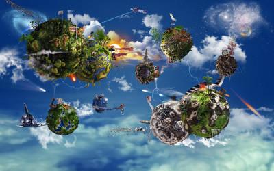 Ecosystem Pt.III by Frelon