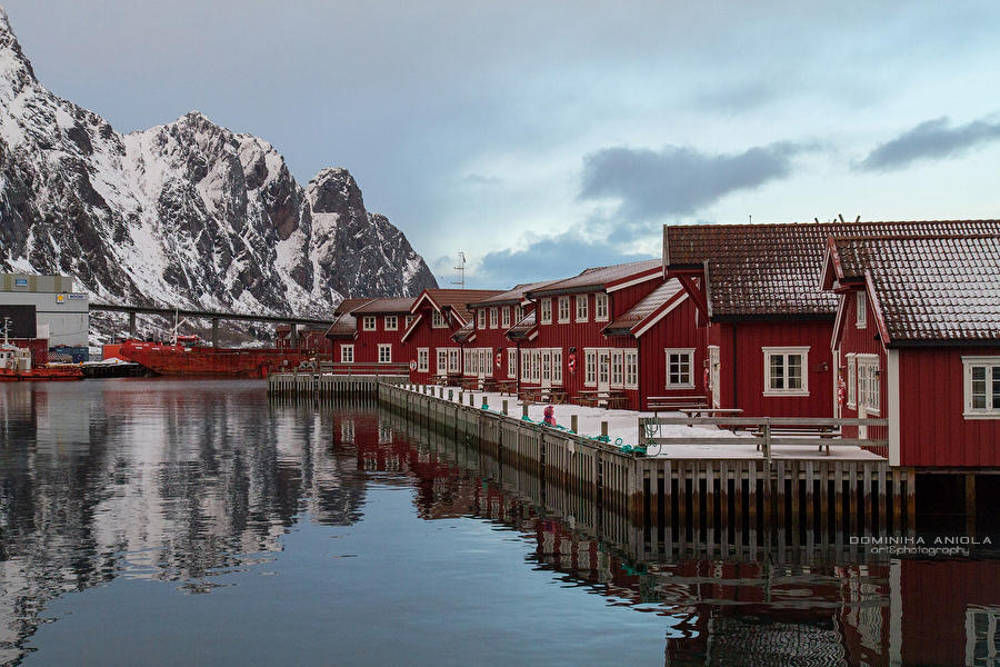 Svolvaer by DominikaAniola