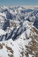 View From Zugspitze by DominikaAniola