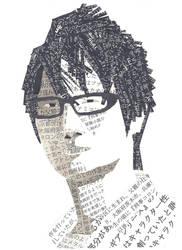 Hideo Kojima by Bnxtd