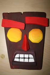 Aku Aku Mask by Bnxtd