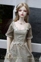 Seraphine-Dress with bows by RegisteredTrademark