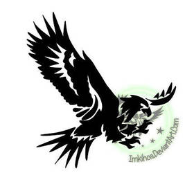 Adam's Eagle by Imkihca