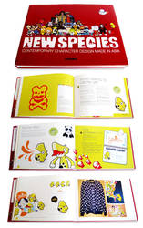 New Species Book by theyellowdino