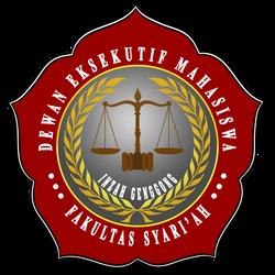 Logo DEMA Fakultas Syariah INZAH by Zuket-Creation