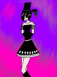 Gothic Lolita by vynn-beverly