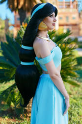 Princess Jasmine - OPEN RP by ShadowMere28