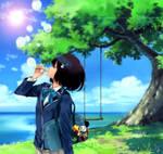 Mizuki Usam by XDarkneX