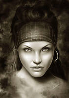 Angelina by royo12