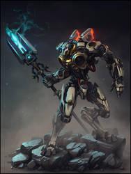 Robot by d1sk1ss