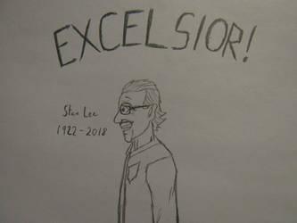Stan Lee by Danielfs5