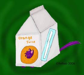 Orange Juice by bellsab