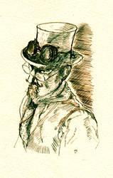 The Strange Lord Edmond... by BlueMillenium