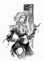 Miss Jane Fatale... by BlueMillenium