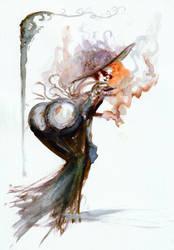 La Diva Vaporeuse in booty we trust... by BlueMillenium