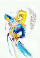 Oscar... by BlueMillenium