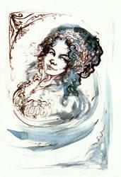 Lady Makwalee... by BlueMillenium