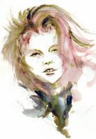 Kirsten... by BlueMillenium