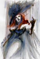 Cassandra Friday... by BlueMillenium