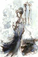 Chardonnette... by BlueMillenium