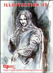 Illustration 13 Le retour du Heros by BlueMillenium