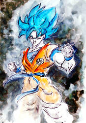 Sangoku Super... by BlueMillenium
