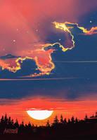 Twilight by Aenami