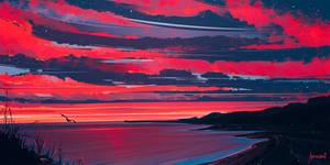 Heaven by Aenami