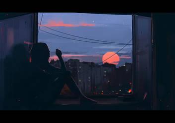 Sketches | 002 by Aenami
