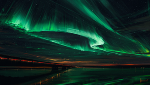 Northern Lights by Aenami