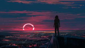 Lunar by Aenami