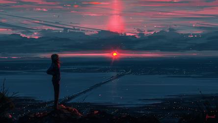 Dreamer by Aenami