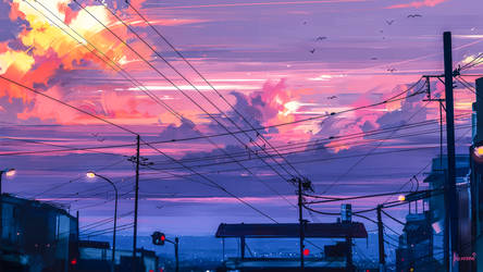 From This Moment by Aenami