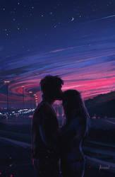 Love by Aenami