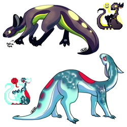 Complex Slink Adopts 1 [SOLD] by EnterTheDwelling