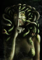 Medusa by AtomiccircuS
