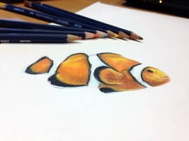 Clownfish aka Nemo teaser by AtomiccircuS
