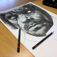 Teaser Tyrion Lannister by AtomiccircuS