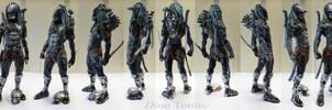 Spirit Blade Predator by AtomiccircuS
