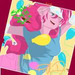 My little pony - Pinkie pie's  fun by HelgaButtercup