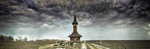 biserica calatorului by oblious