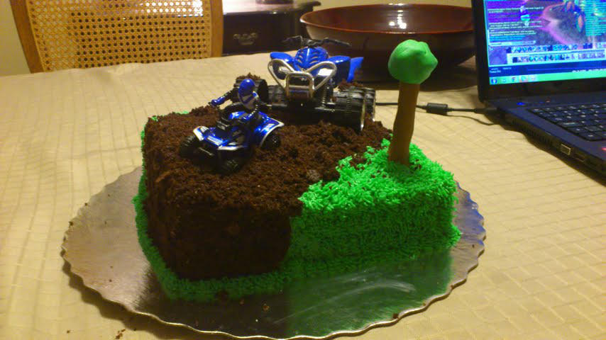 Quad Cake By Ninjaontop On Deviantart