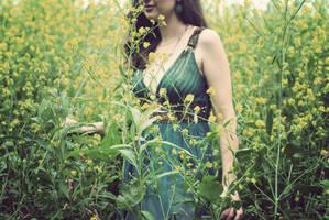 Yellow breeze by VasilinaM