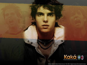 Kaka Wallpaper by gaga25